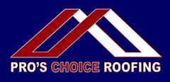 Pro's Choice Roofing Logo