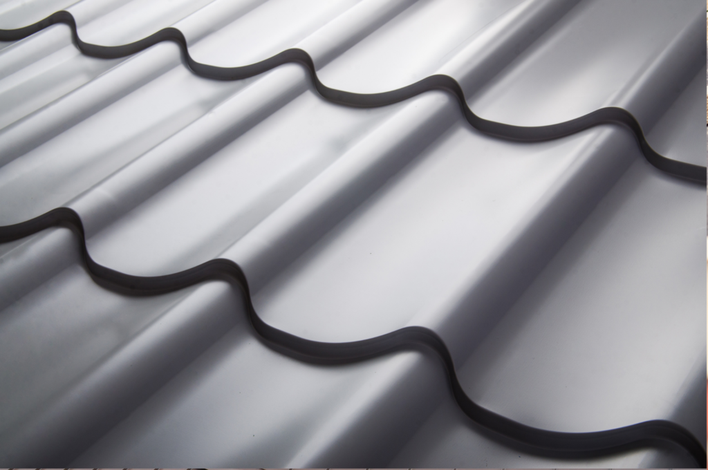 dark metal roof from good roofing supplier